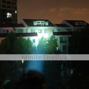 1800 Lumen CREE XM-L T6 LED 18650 Фонарь Супер яркий с  зумированием !