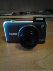 Фотоаппарат Canon SX220hs