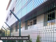 Металлические заборы + монтаж. Gard metalic. Eurogard