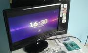 Телевизор / Монитор Acer M190HQD 18.5' / 47cm LCD 1500 лей б/у