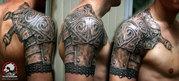 Художественная татуировка любой сложности.