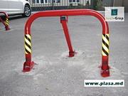 Авто барьеры в Молдове.Заборы.Сетка.Столбы.Проволока.Штакетник