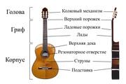 Ремонт акустических гитар!!!