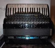 Продам аккордеон Pigini