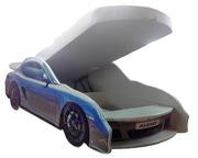 Эксклюзивные детские   кроватки, стилизованные под авто, на заказ.