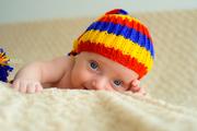 Костюмированная фотосессия для новорожденных от AllFocus Studio.