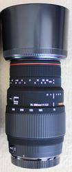 Обьектив Sigma для Canon 70-300mm F4-5.6 APO DG MACRO