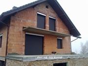 Железные ролеты на окна цена в Молдове Efect Studio