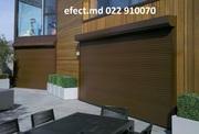 Роллеты наружные на окна цена в Молдове Efect Studio