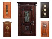 Двери входные и межкомнатные - Decor Usi Metalice