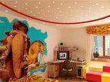 Imprimare color tapete foto pentru interior