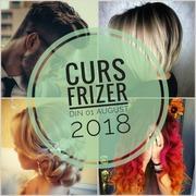 Curs Frizer din 01 august 2018!