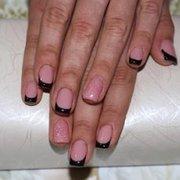 наращивание и коррекция ногтей на дому