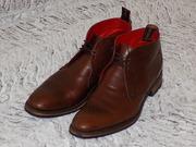 Ботинки Jeffery West кожа 43-44