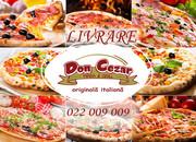 Доставка пиццы по городу Кишинев!