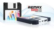 Внешний аккумулятор Remax Floppy Disk RPP-17