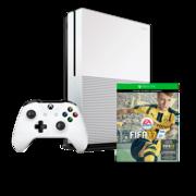 Microsoft Xbox One S + FIFA 17