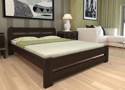 Кровать двуспальная из дерева 180х200. Массив сосны новая 3500 lei